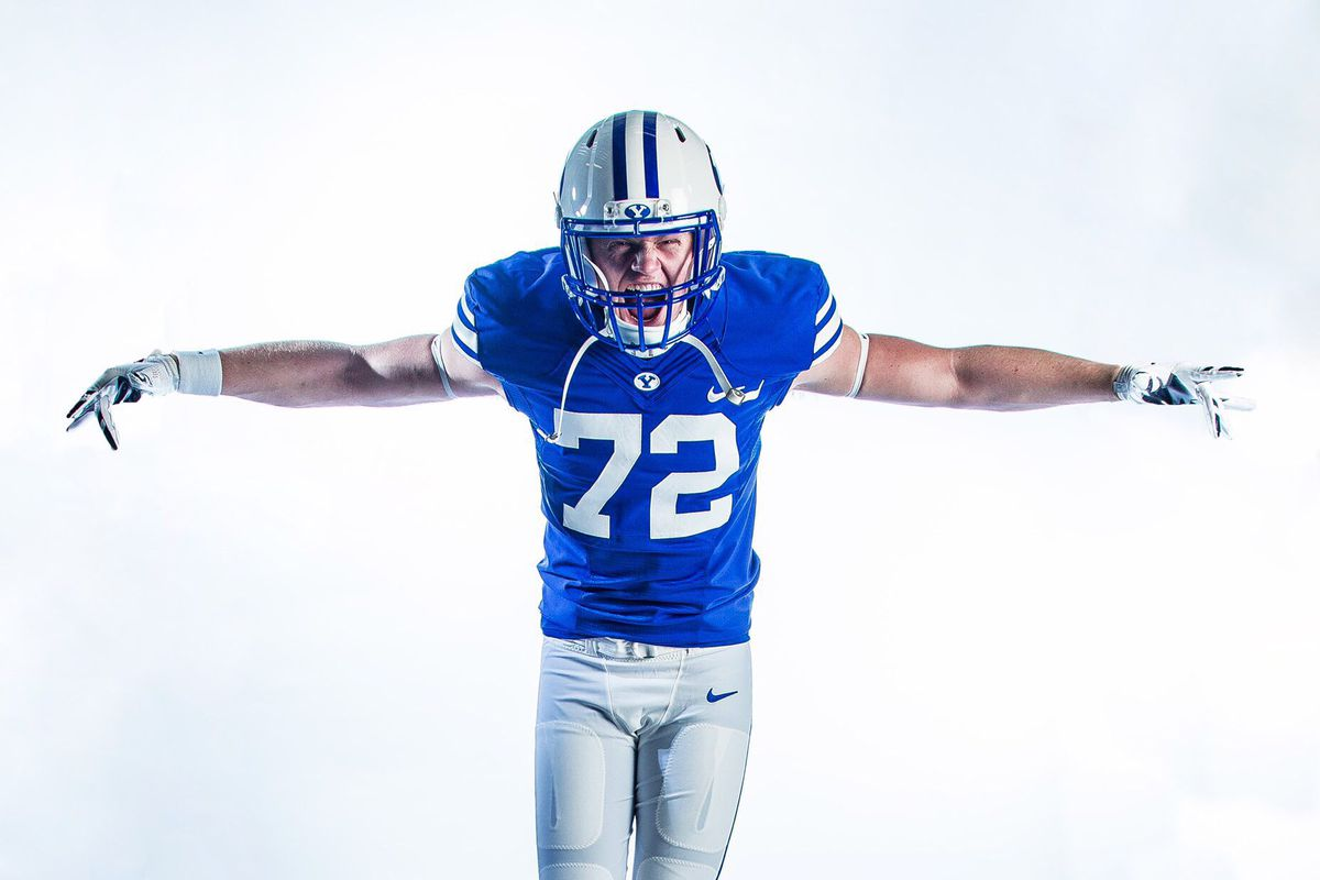 BYU Football Recruiting: 3-star athlete Blake Freeland signs with