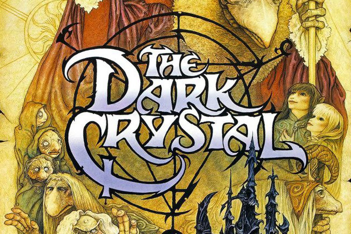 The Dark Crystal cover