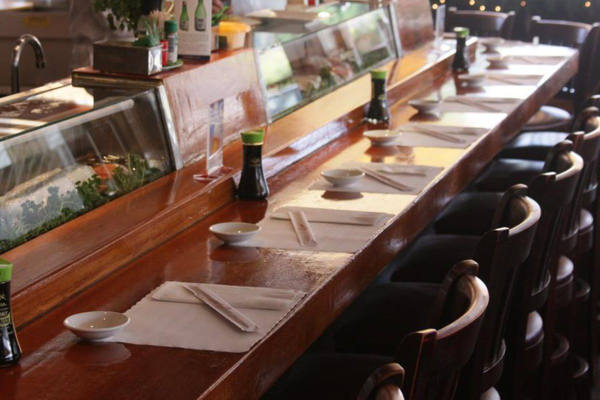 Cafe Sushi, Beverly Grove