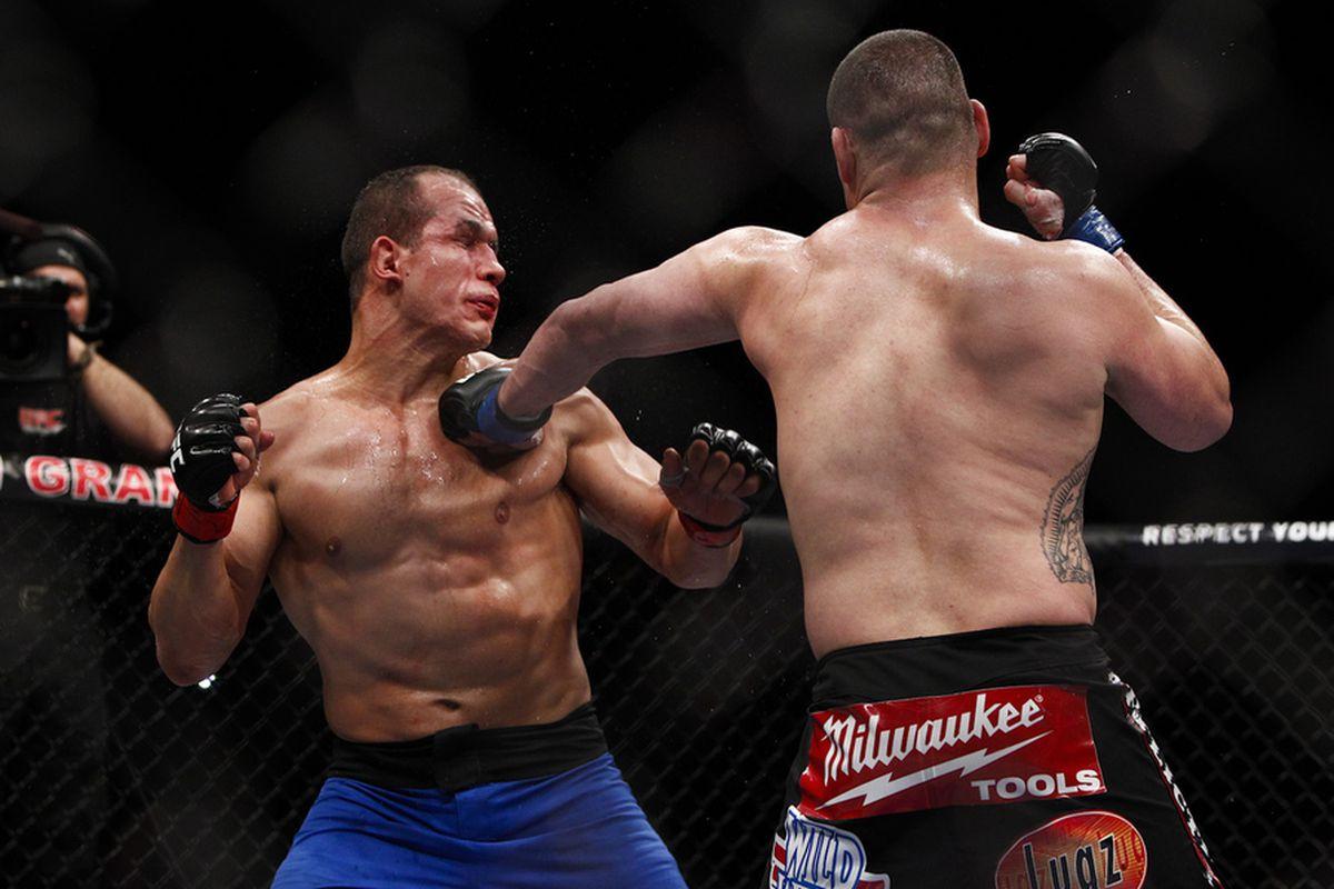 UFC 155: How Cain Killed the K...