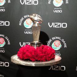 Rose Bowl Trophy