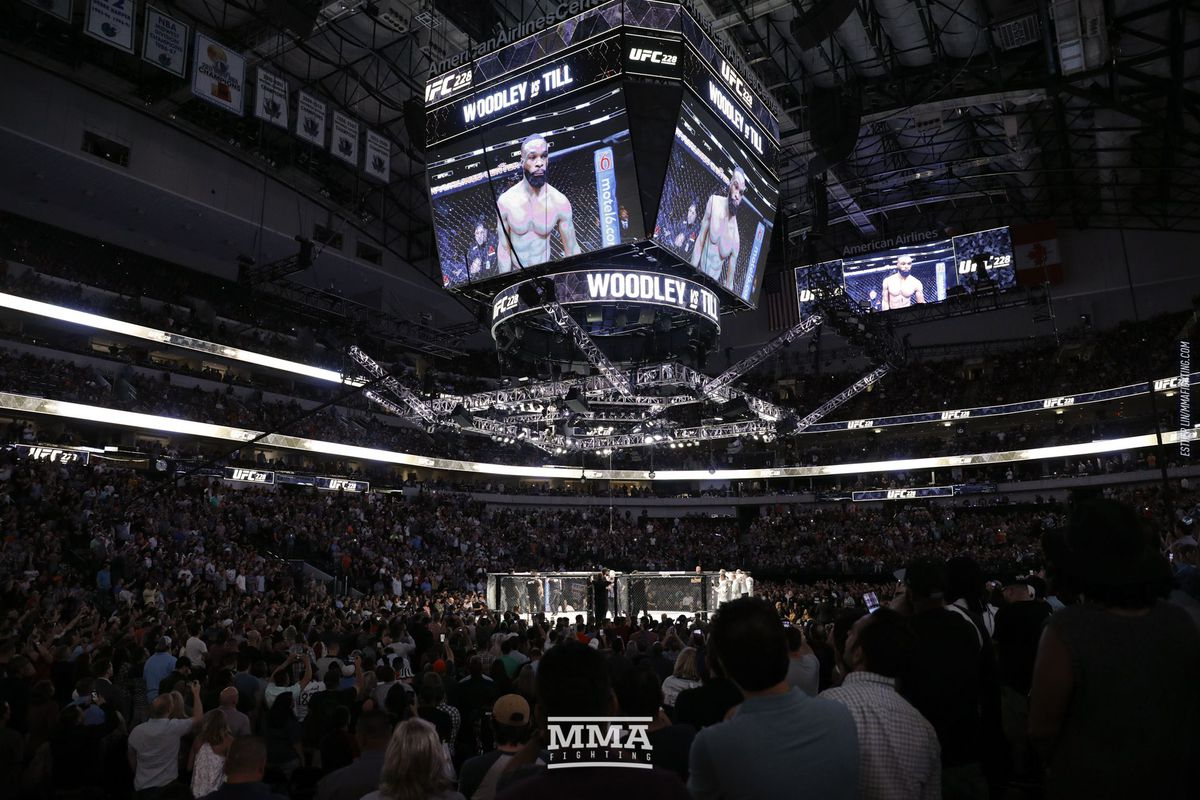 UFC London set for March 16