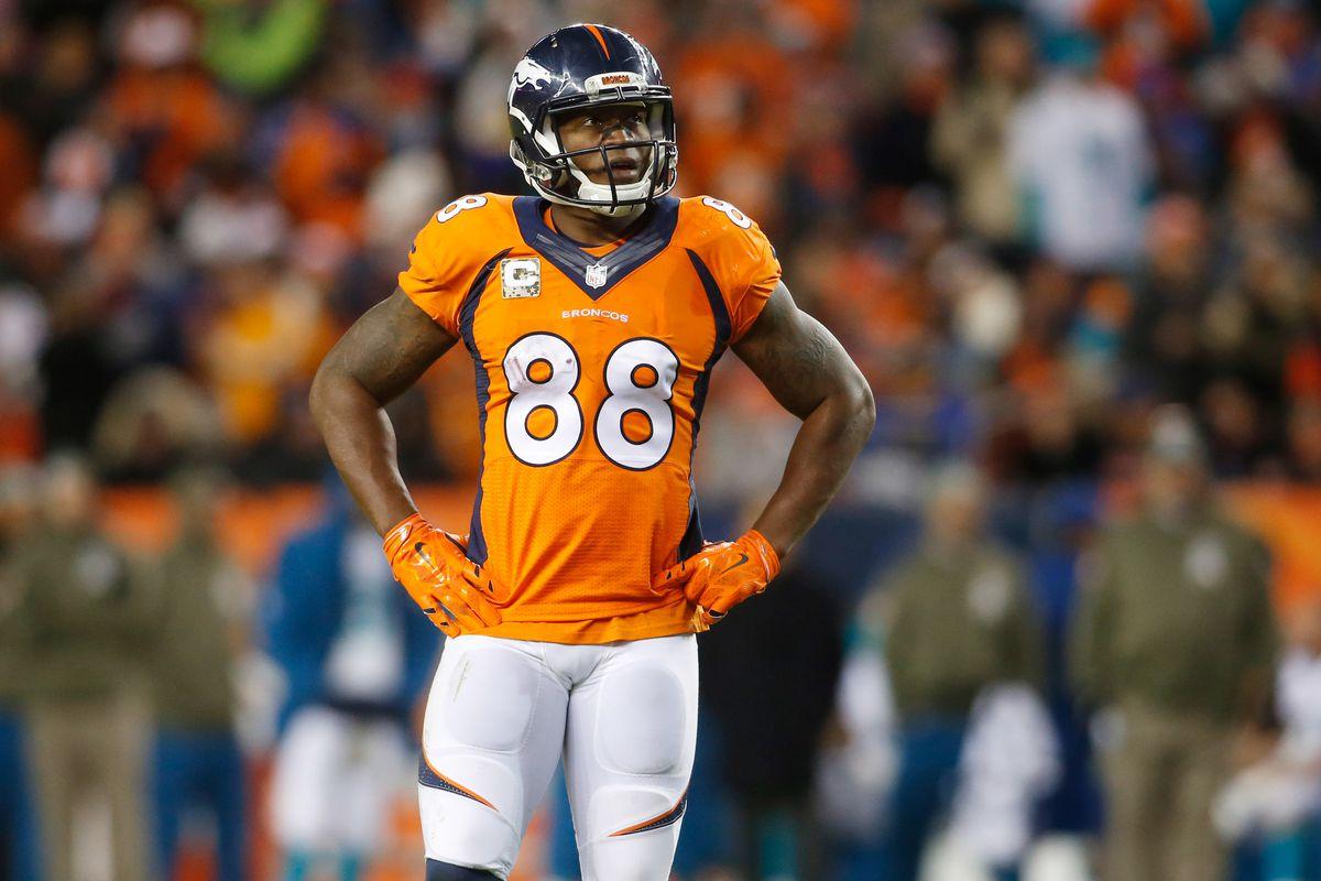 2015 Broncos minicamp Will Demaryius Thomas report Mile High