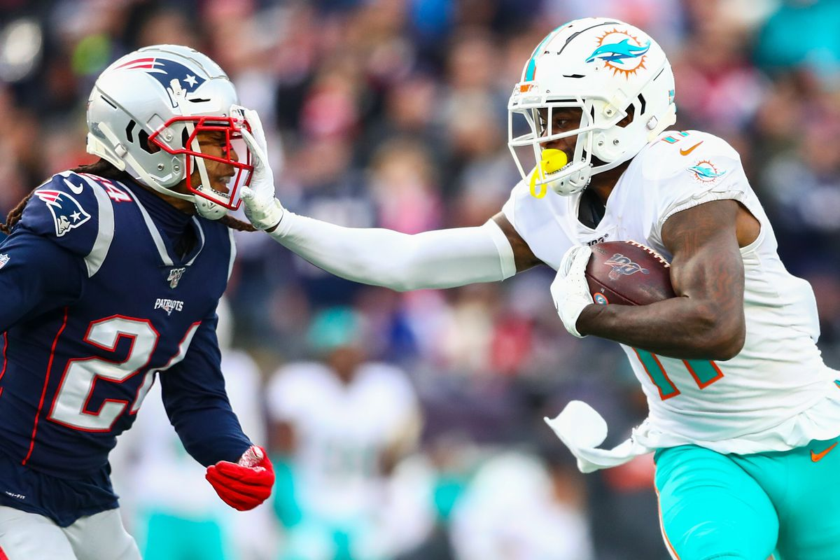 Miami Dolphins Fantasy Madden Stream Ratings And Abilities Draftkings Nation