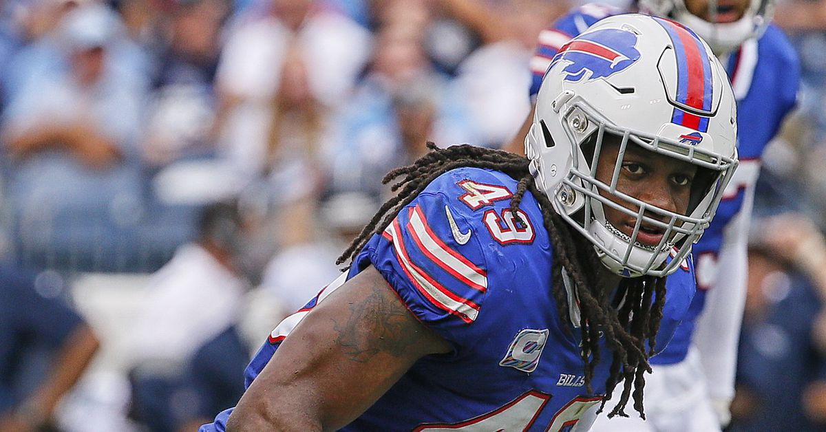 BBR: Bruce Nolan stops by to chat Tremaine Edmunds, Josh Allen and more