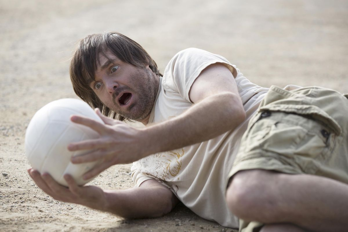 Will Forte plays a man who's best friends with a volleyball on The Last Man on Earth.