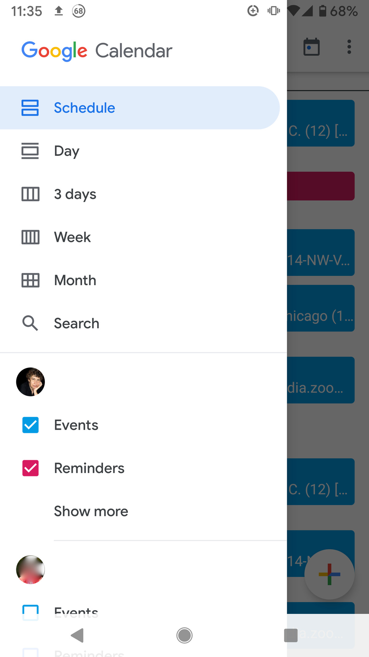 Google 101: how to add more calendars to your Google Calendar app - The  Verge