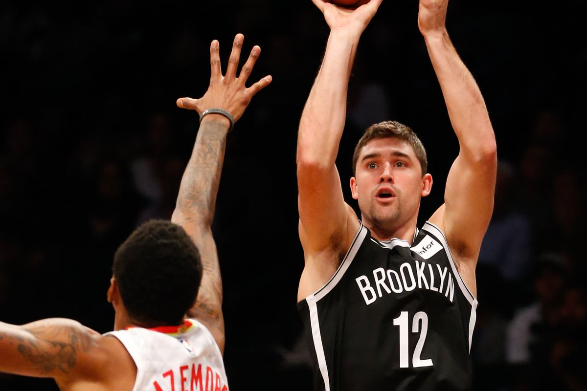 watch 06369 bb458 A chance for Joe Harris to meet his —and the Nets— goals ...