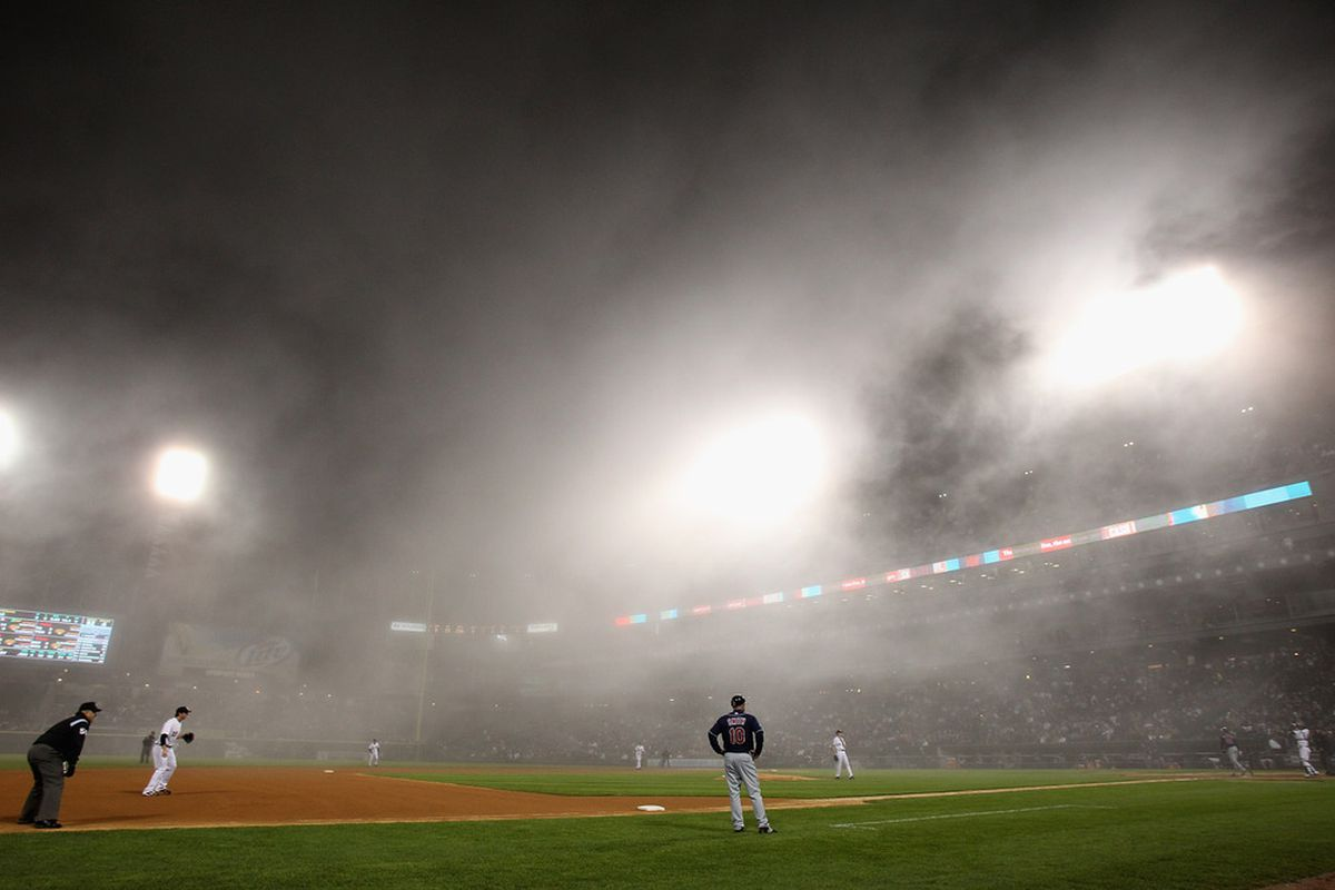 Ragnarok's approaching. (Photo by Jonathan Daniel/Getty Images)