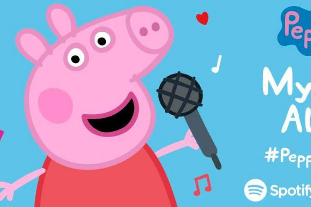 Peppa Pig First Album Review It S No Baby Shark Chicago Sun Times