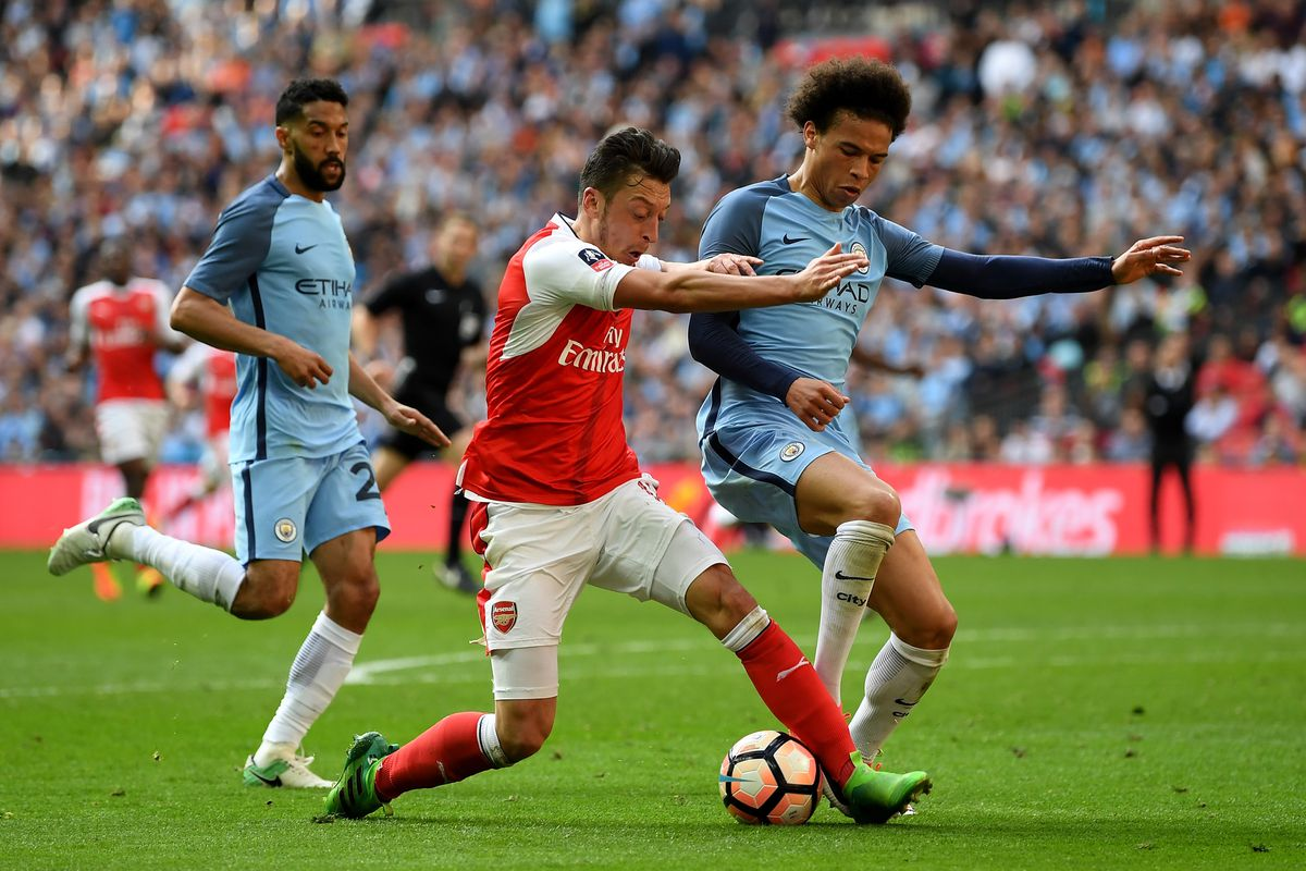 Image result for manchester city vs arsenal
