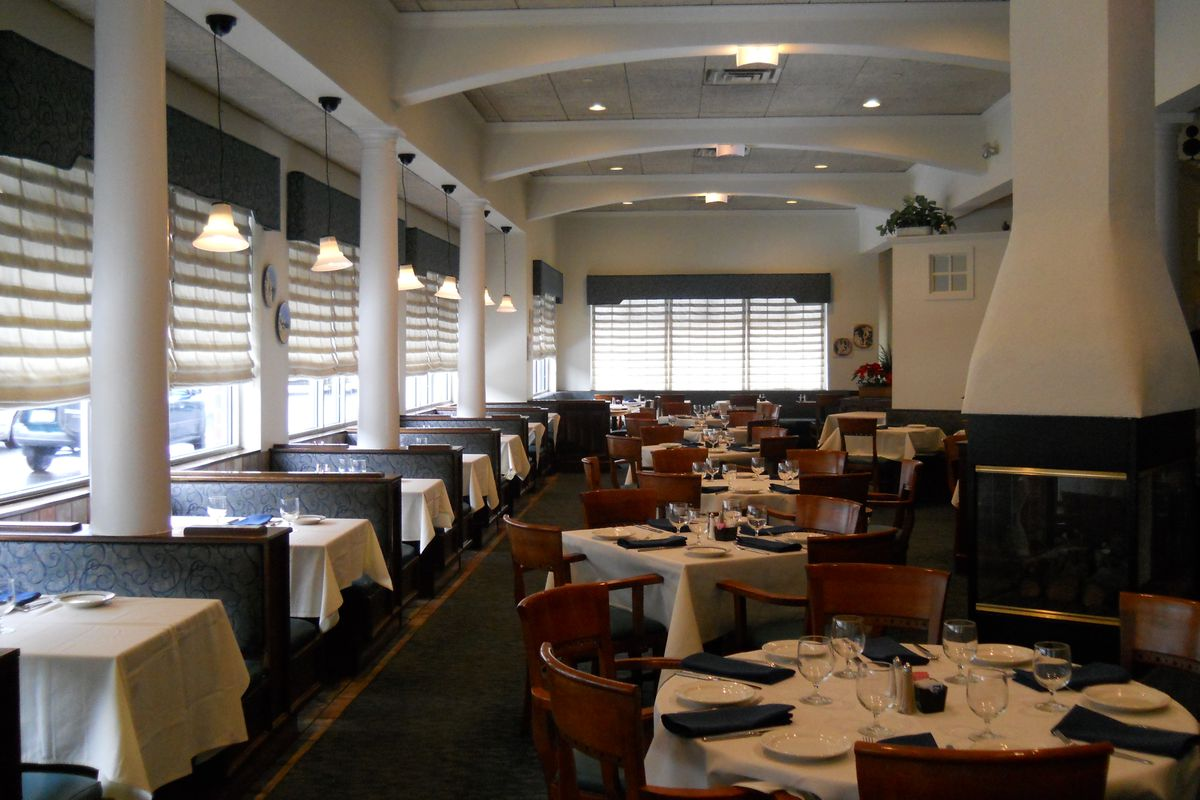 The Aegean Restaurant Closes In Watertown Eater Boston