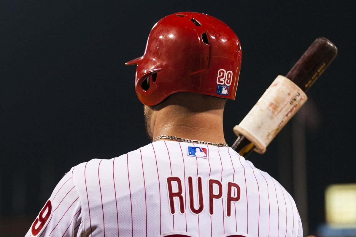 Rupp could be with the big club soon...