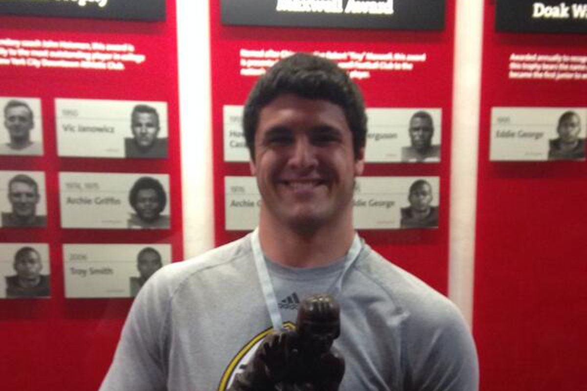 Ohio State signee Kevin Feder