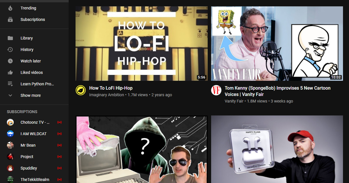 YouTube Tests Bigger Thumbnails, and People Hate it