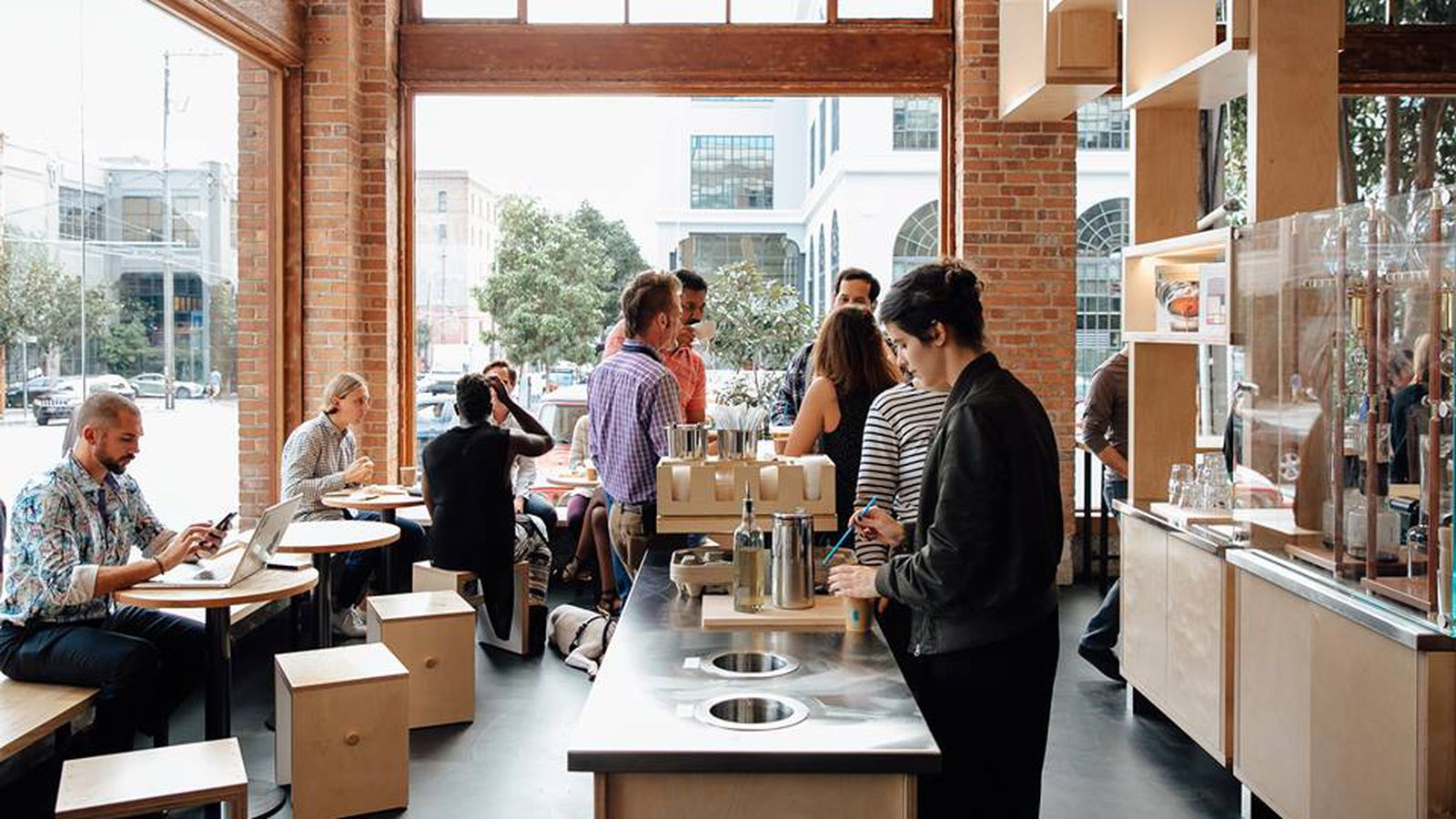 D C S Getting Two Blue Bottle Coffee Shops In The Next Few