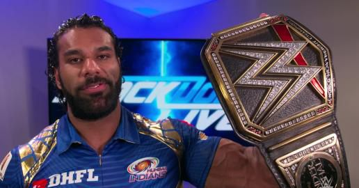 Jinder Mahal's opponent for WWE India shows confirms he'll be babyface