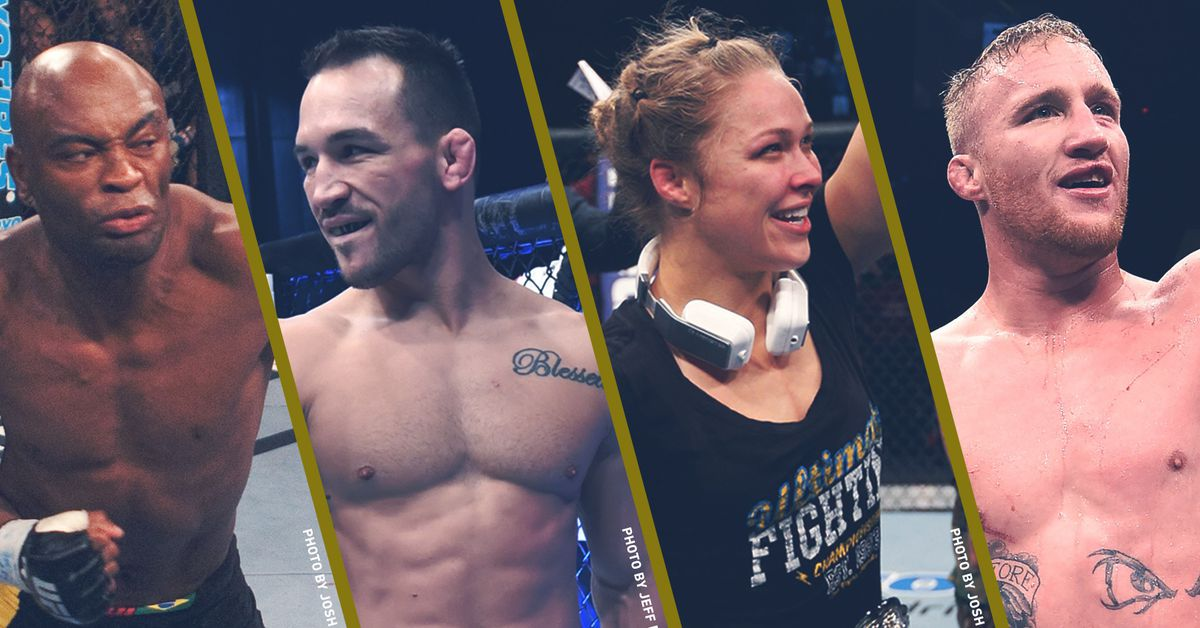 The Great Divide: Which fighter made the biggest splash in their UFC debut?