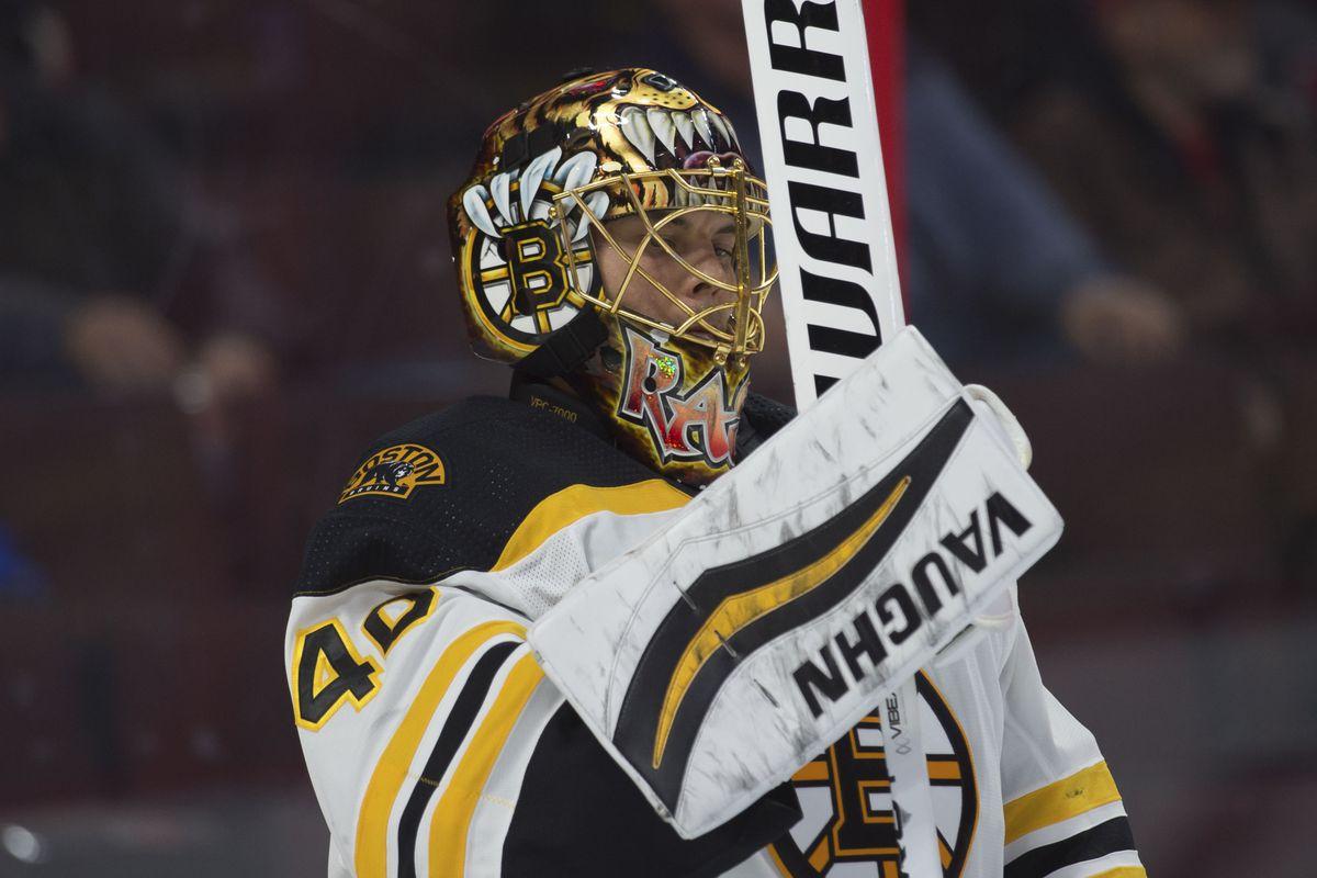 NHL: Boston Bruins at Ottawa Senators