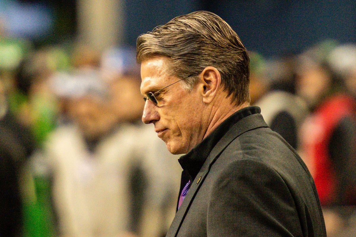 NFL: DEC 02 Vikings at Seahawks