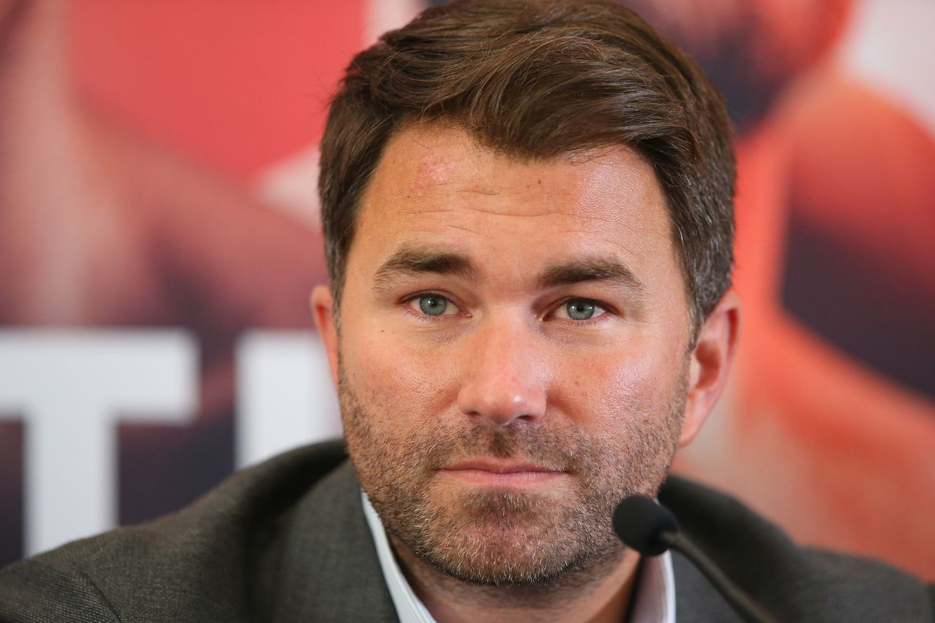 1087005272.jpg.0 - Hearn doesn't care that DAZN want Canelo-GGG III this fall