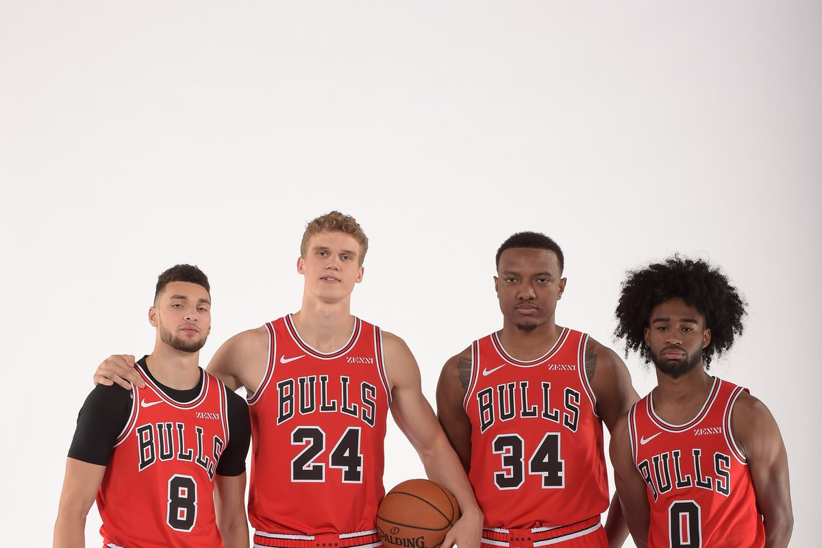 2019-20 Chicago Bulls Media Day