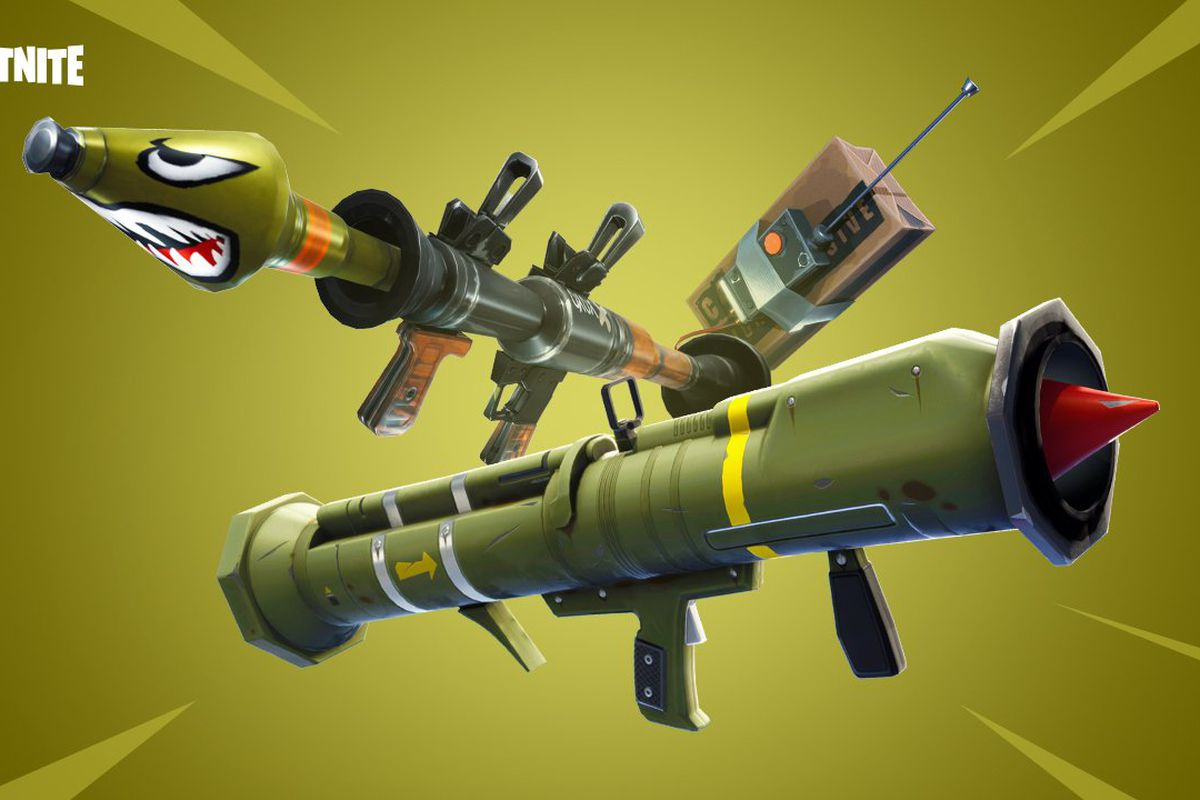 epic games - where to find rocket launcher in fortnite season 7