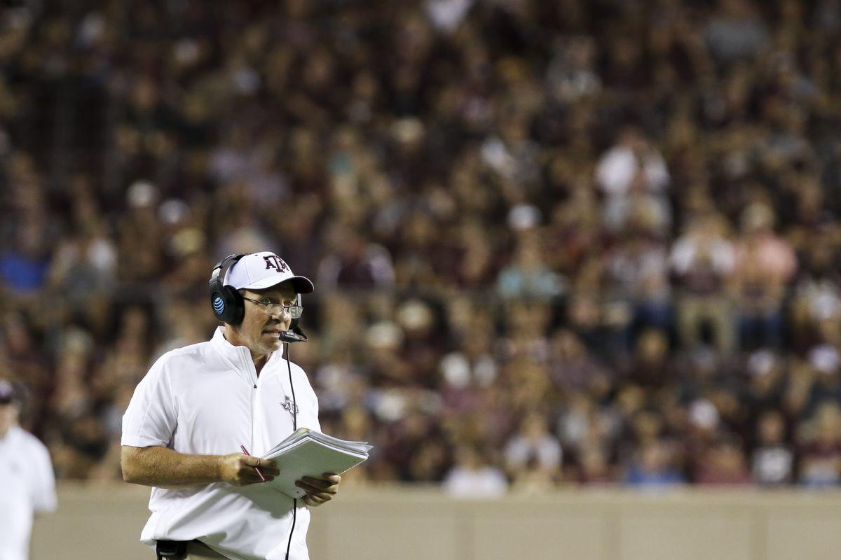 NCAA Football: Lamar at Texas A&M