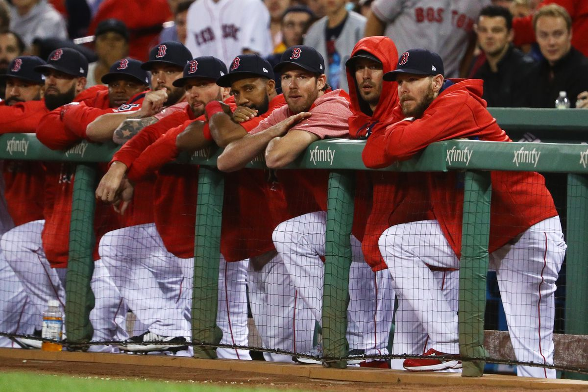 Boston's Mookie Betts leaves Game 2 with a wrist injury
