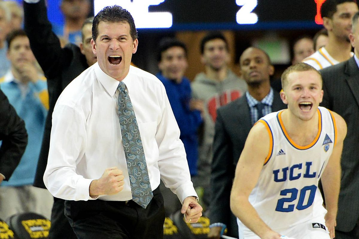 Bryce and Steve Alford will be interviewed for PAC 12 Media Day