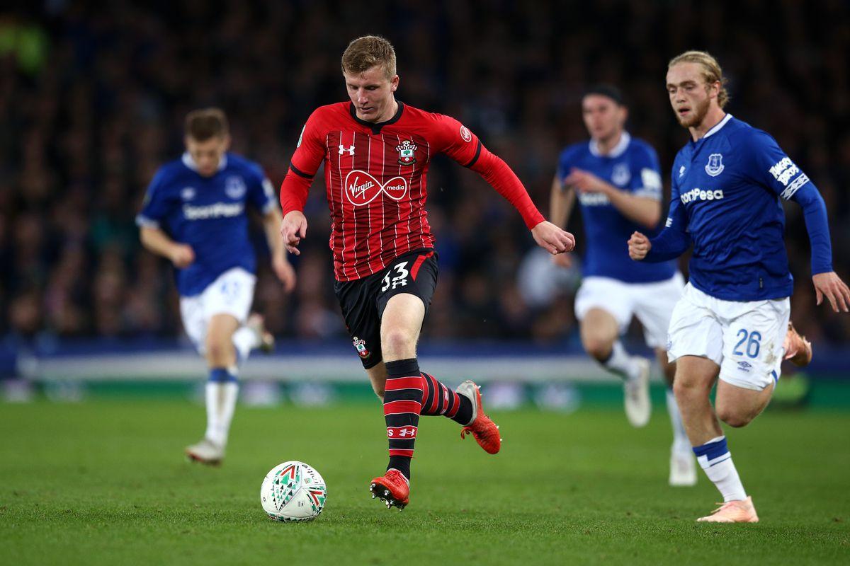 Everton v Southampton - Carabao Cup Third Round