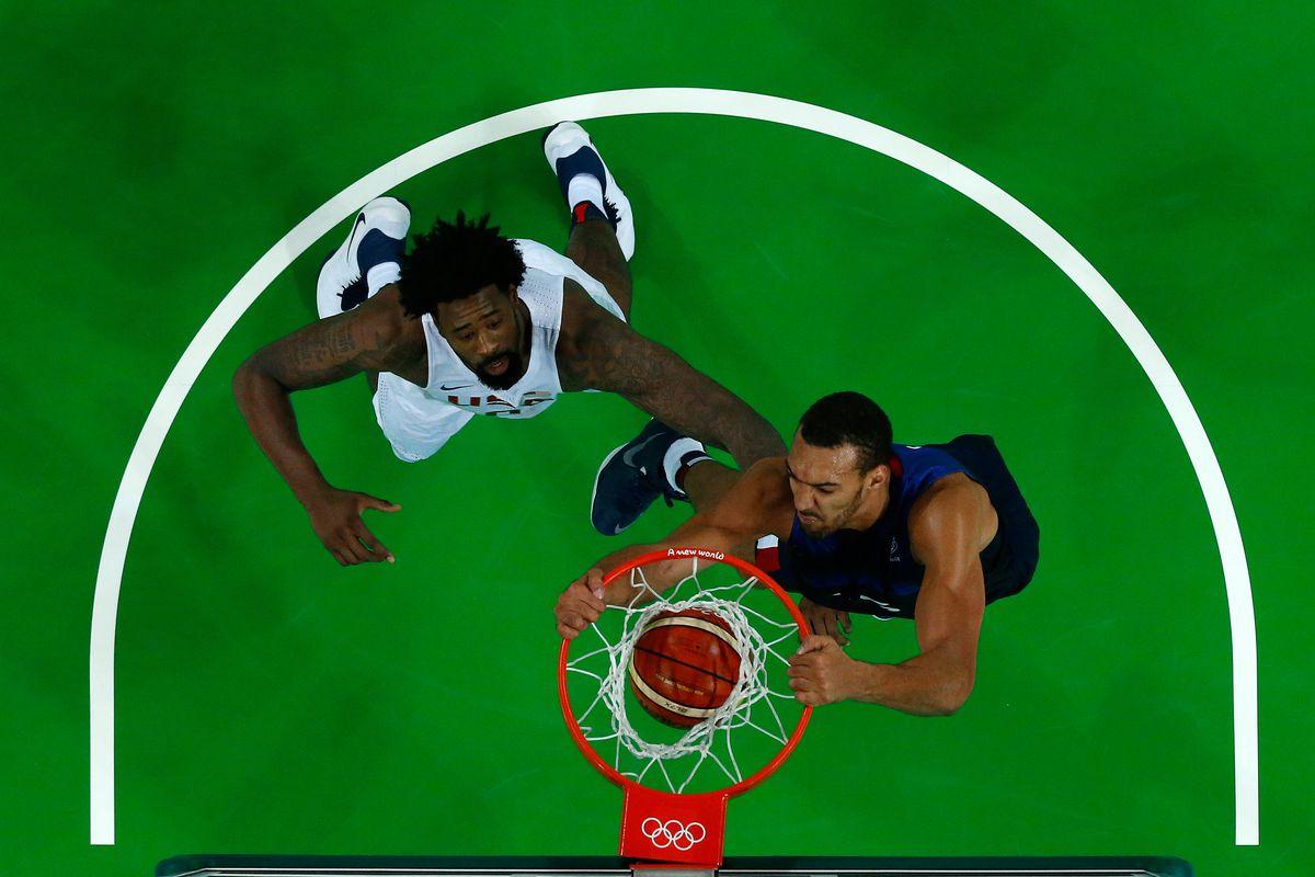 Basketball - Olympics: Day 9
