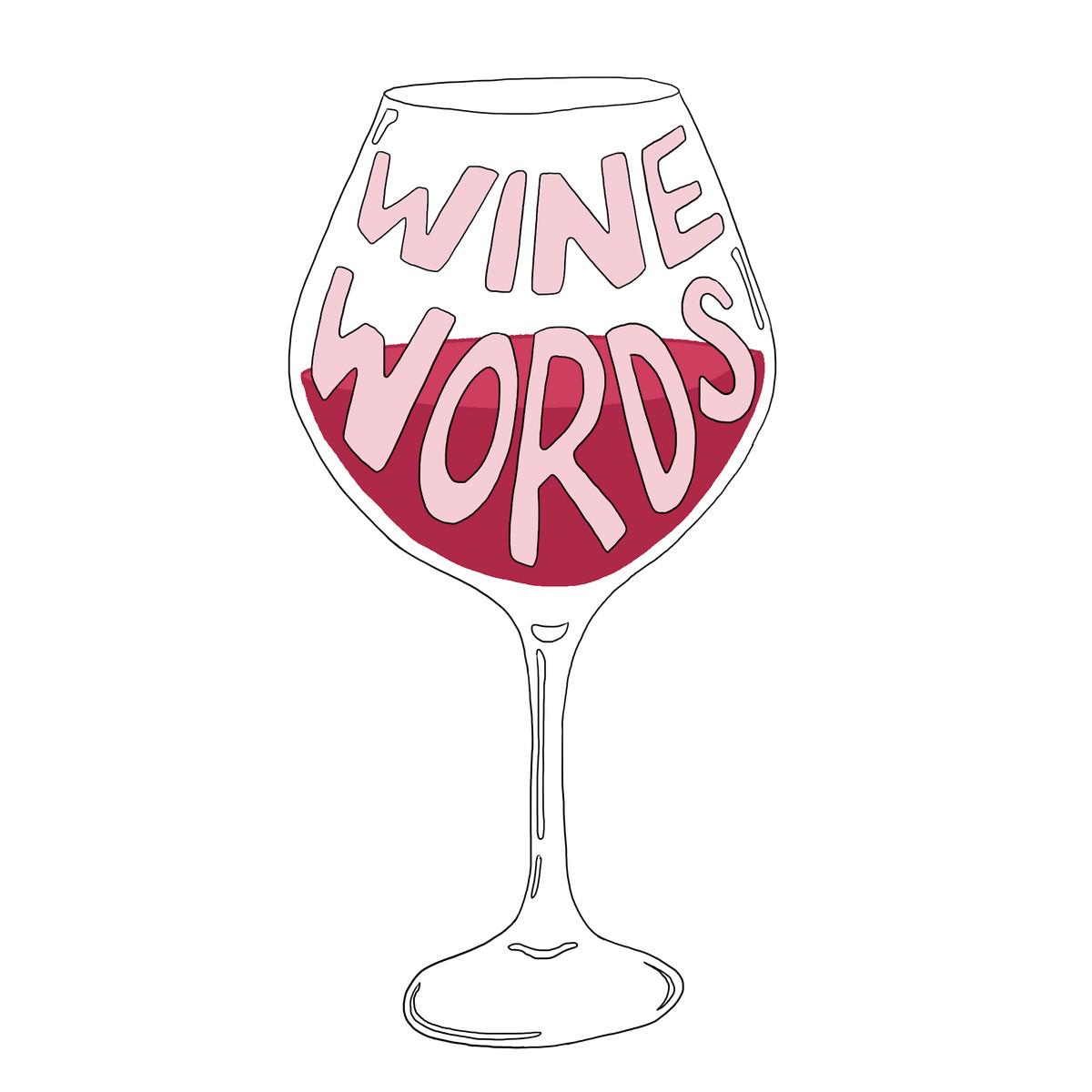 Wine Words logo