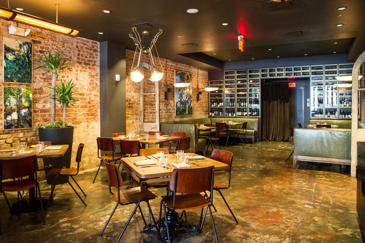 Innovative Caribbean Gem Compere Lapin Wows Critic Brett Anderson Eater New Orleans
