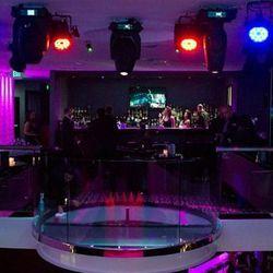 Lucite dance floor