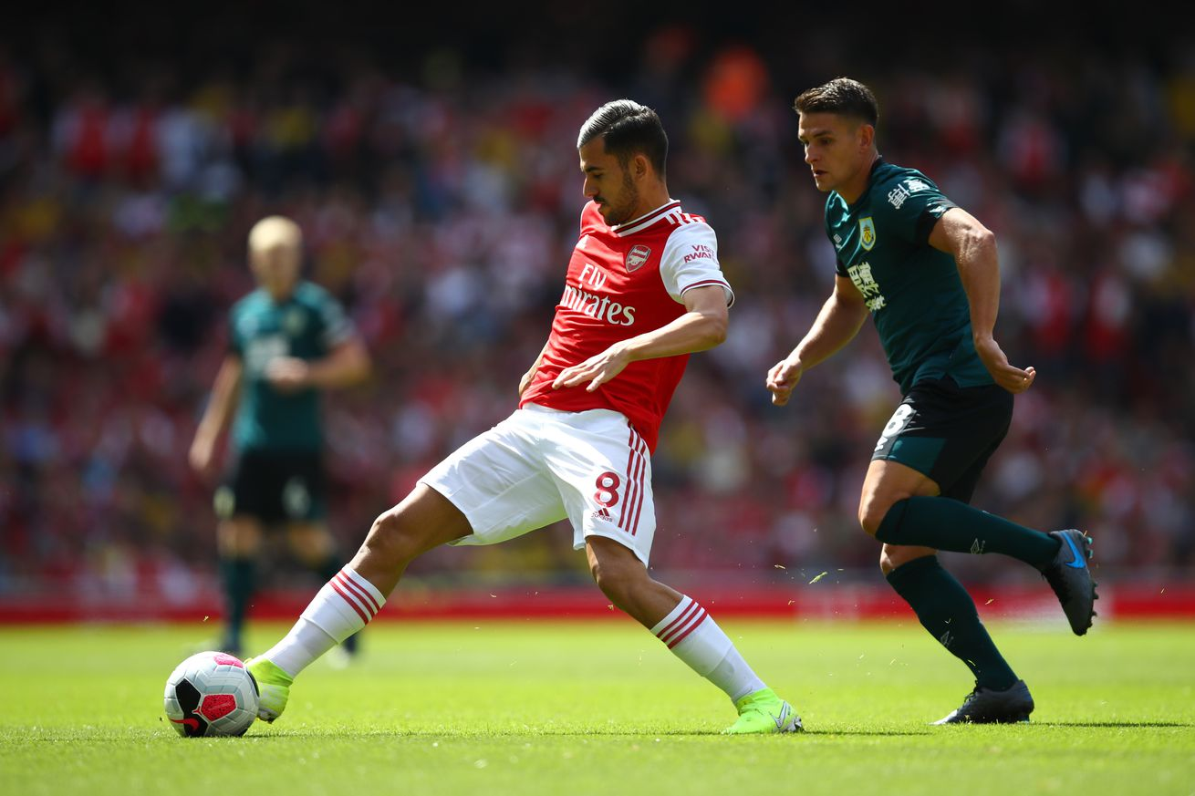Dani Ceballos with 2 assists in Arsenal?s win over Burnley