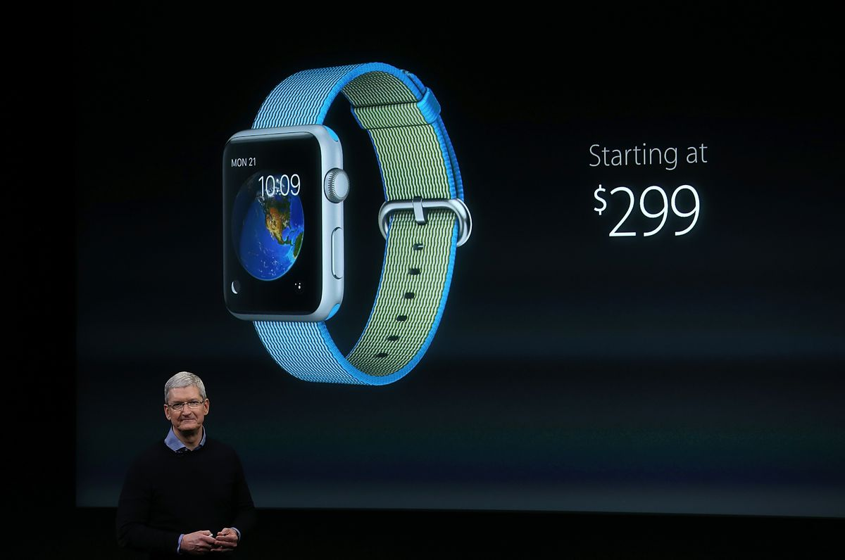 Apple Watch AFP
