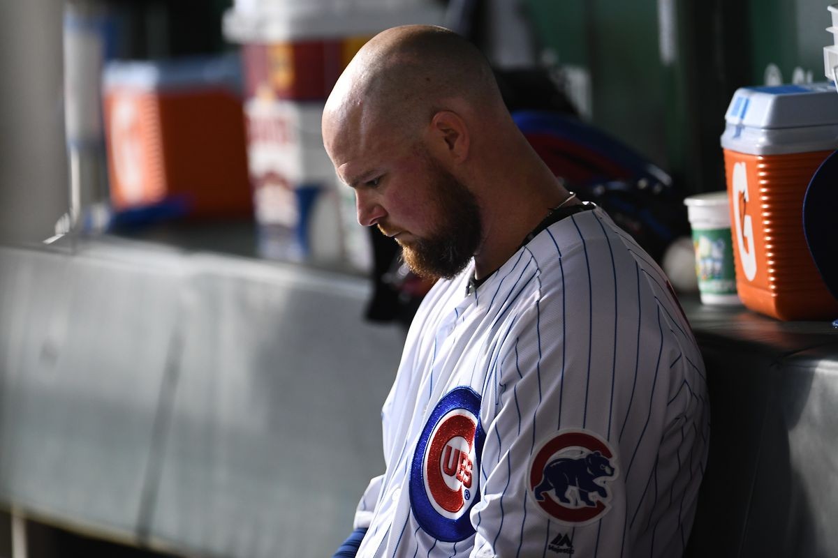 low priced 18f7e 59393 What's going on with Jon Lester? - Bleed Cubbie Blue