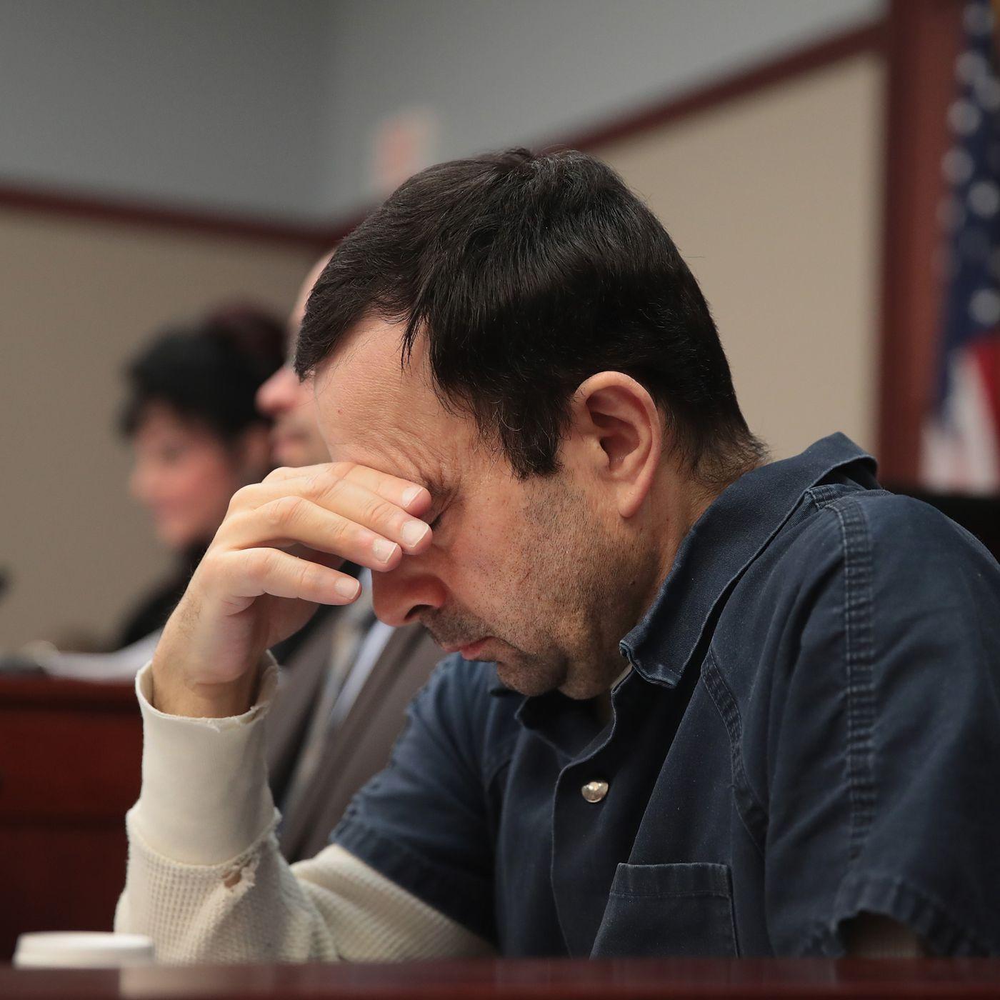The sex abuse scandal surrounding USA Gymnastics team doctor