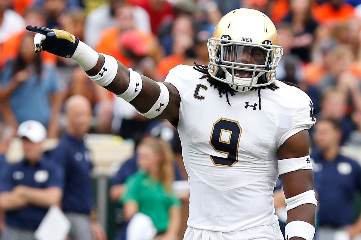 2019 Notre Dame Football Notre Dame Game Results (as of ...