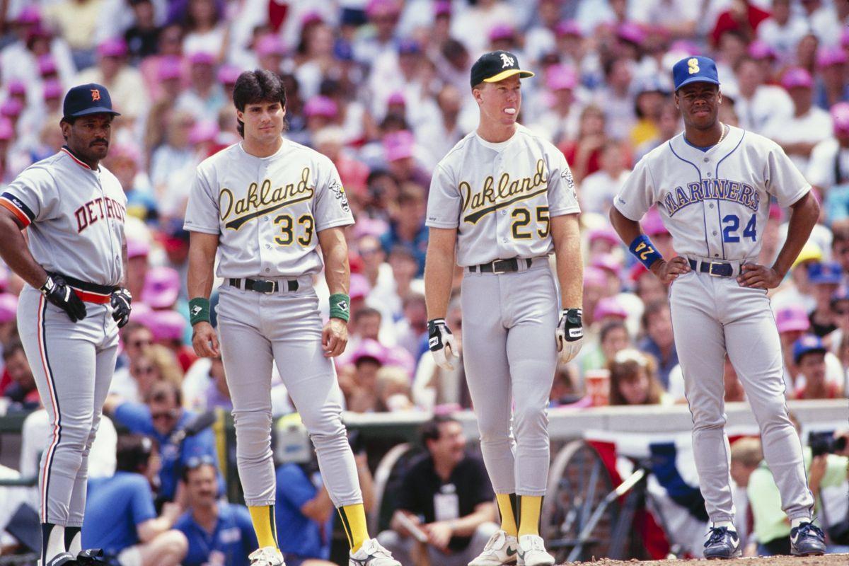 1990 MLB All-Star Game: Batting Practice
