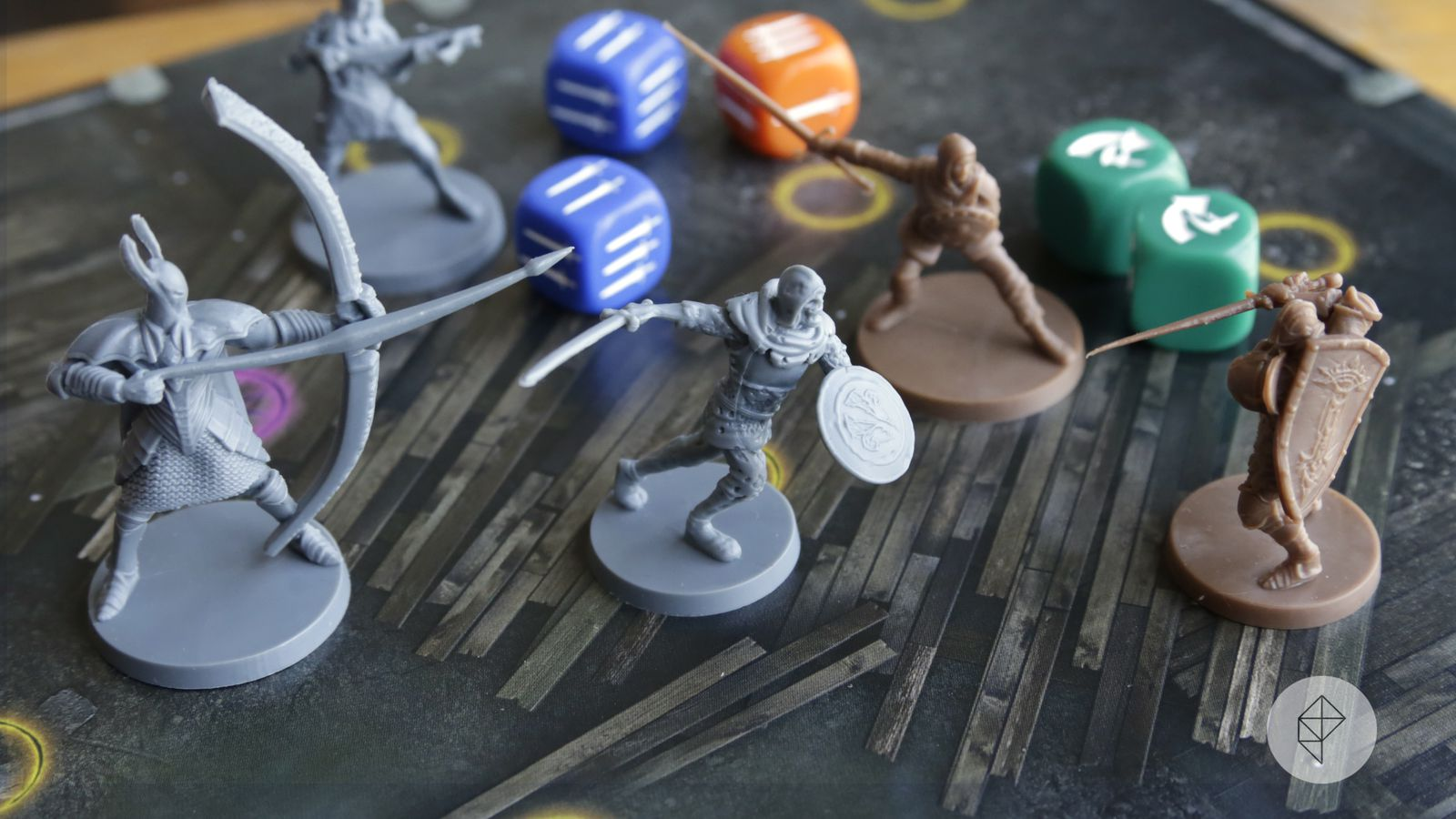 Dark Souls: The Board Game is a grueling slog - Polygonclockmenumore-arrownoyespoly-lt-wire-logo image
