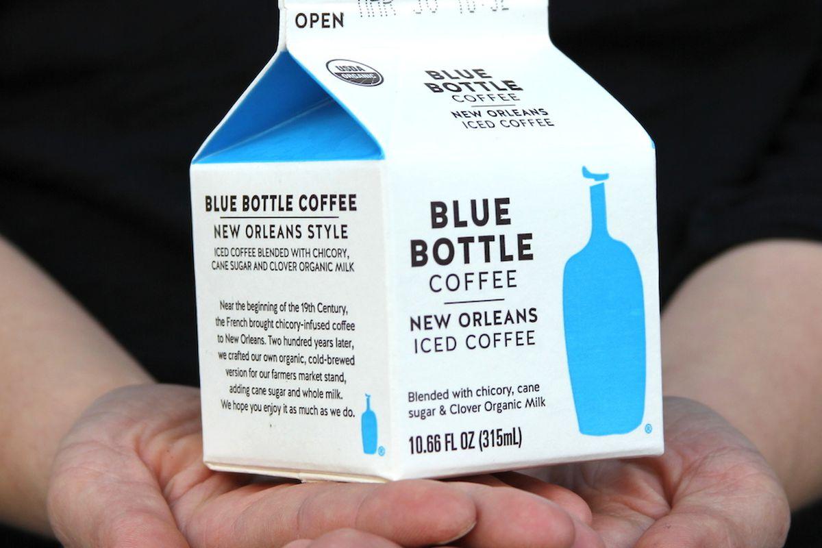Whole Foods Blue Bottle Coffee