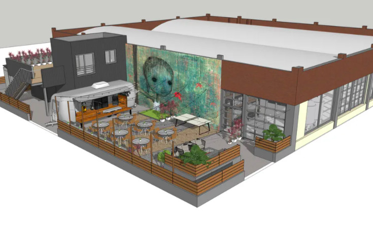 Rendering of Market on 8th in National City