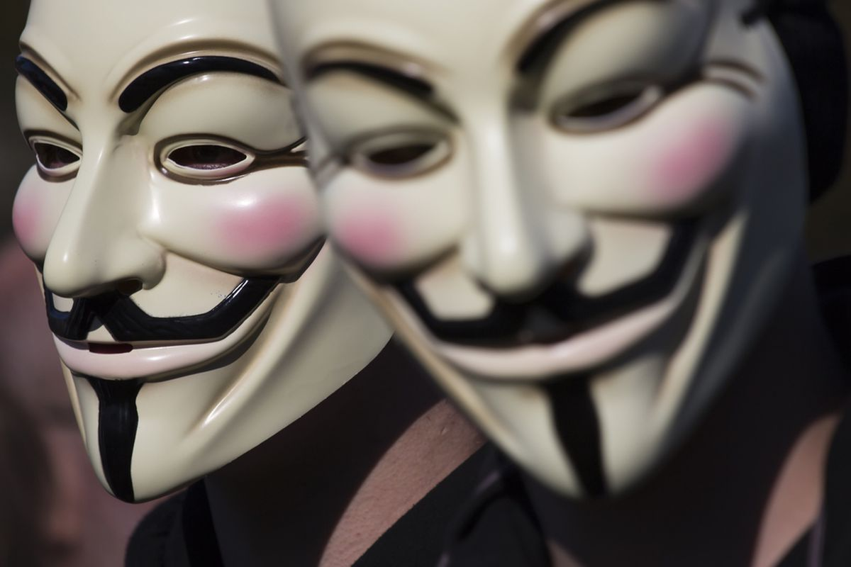 Anonymous (SHUTTERSTOCK)