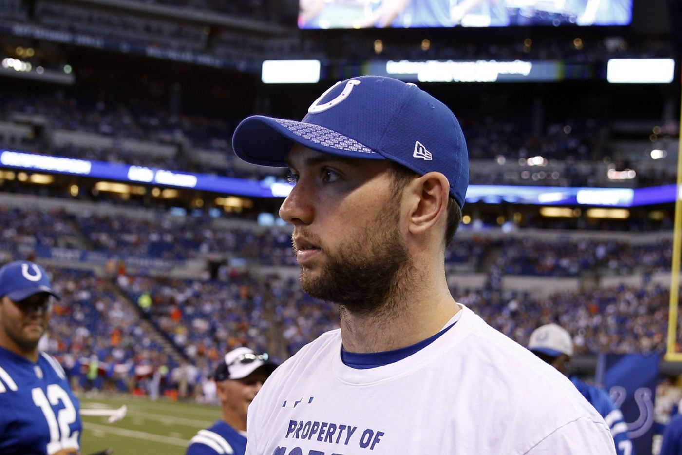 Andrew Luck's injury timeline: What we know about the Colts
