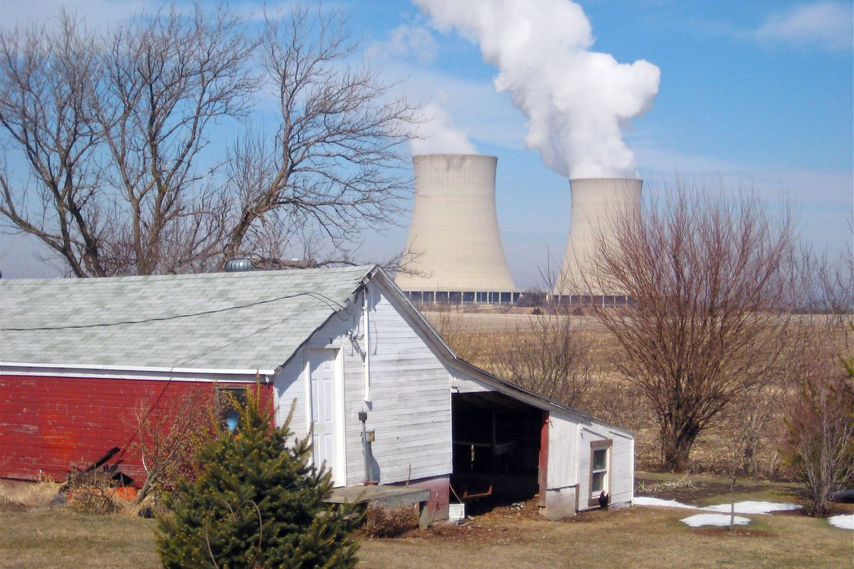 Exelon Corp.'s nuclear plant in Byron, Ill