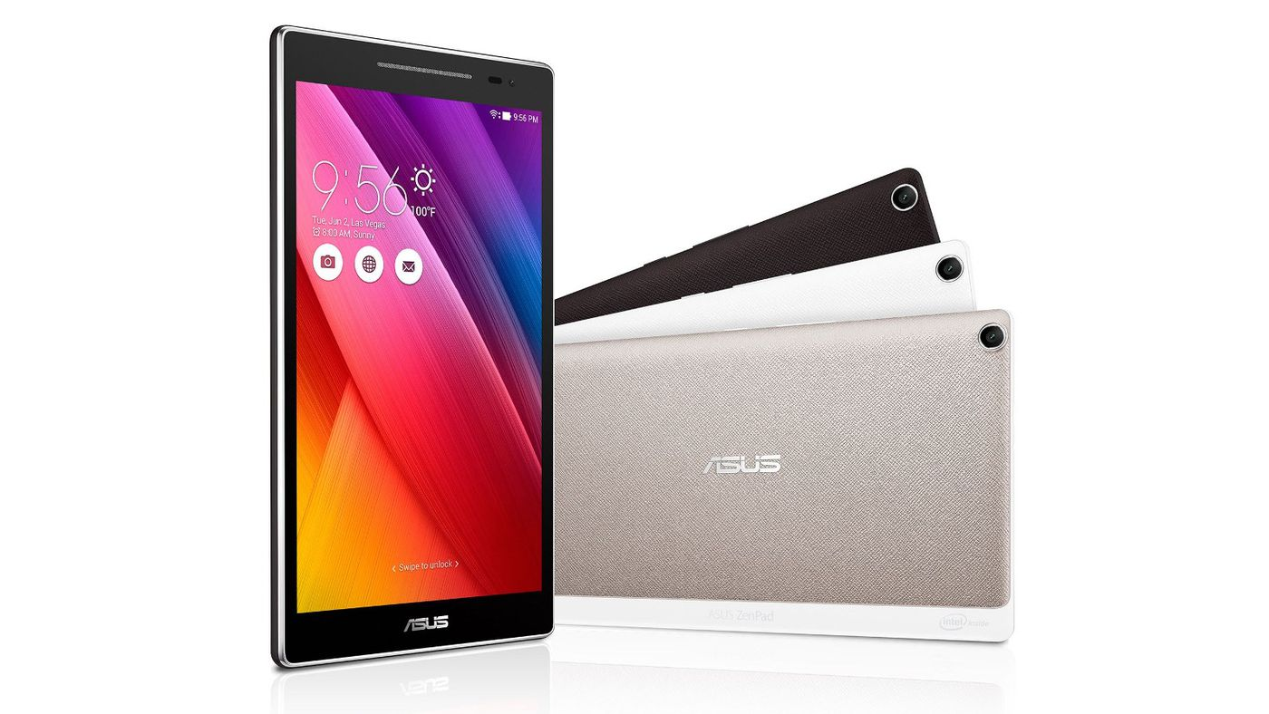 Asus New Tablet Has Swappable Backs That Add Surround