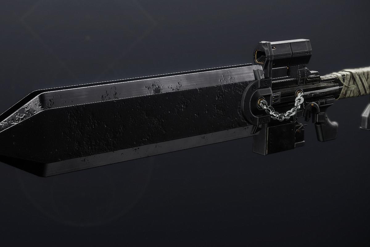 Destiny 2 Izanagi's Burden worldshaper ornament