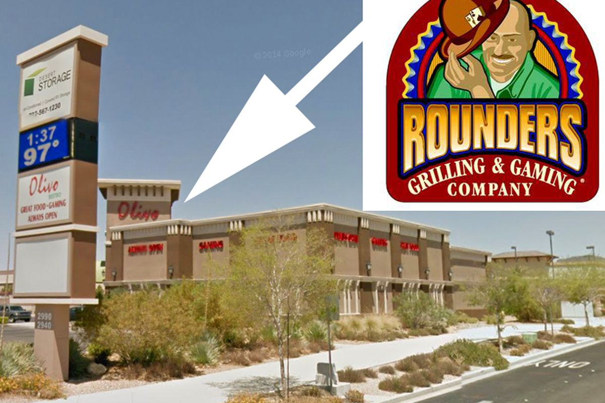 Rounders Grilling & Gaming Co